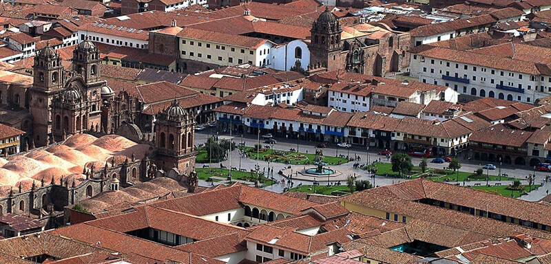 Plaza de Armas Where to Stay in Cusco