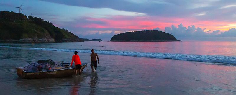 How Many Days in Phuket : Rawai Beach