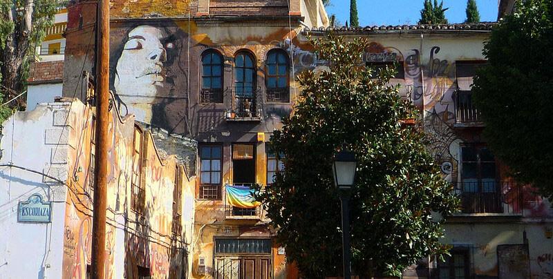 Realejo - best neighborhood in Granada