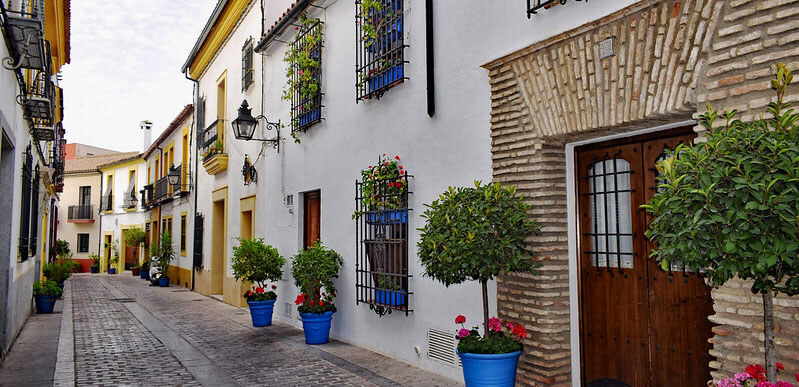 San Basilio Where to stay in cordoba for history and culture