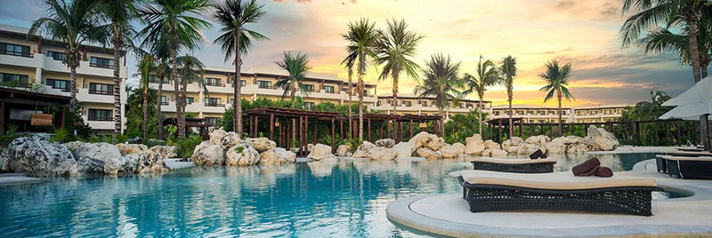 Playa del Carmen Luxury Hotels: Secrets Maroma Aldult