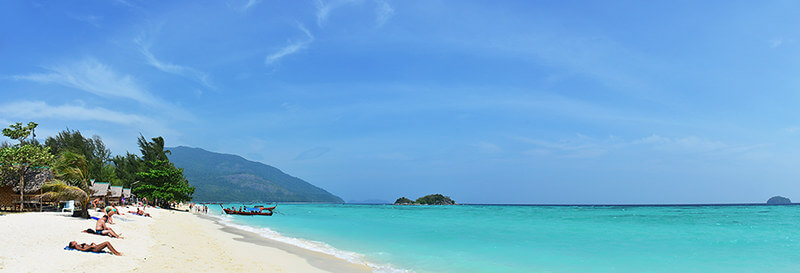Where to Stay in Koh Lipe: Sunrise Beach