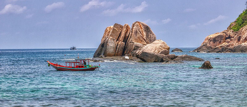 where to stay in koh tao for snorkeling: Tanote Bay