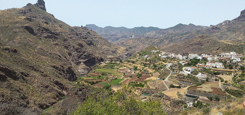 where to stay in gran canaria - Tejeda