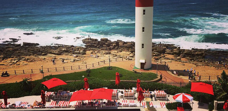 where to stay in durban: Umhlanga Beach