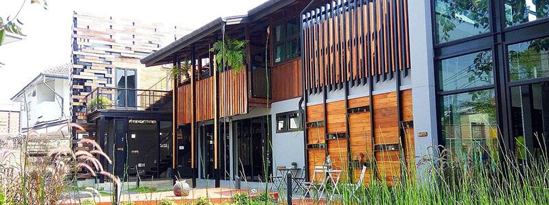 best hotels in chiang Rai: Baan Mai Kradan Hostel Chiang Rai