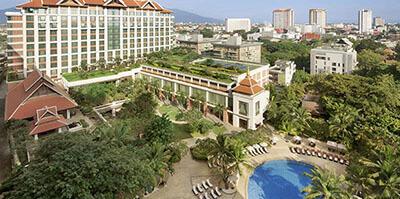 Best Hotels in ChiangMai: Shangri-La Hotel