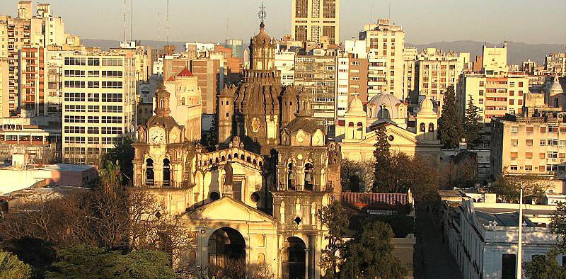 cordoba centro best area to stay for first time