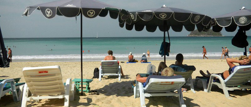 Where to Stay in Phuket for Snorkel: Kata Beach