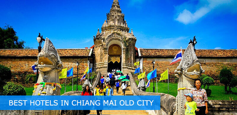 best hotels in chiang mai old city
