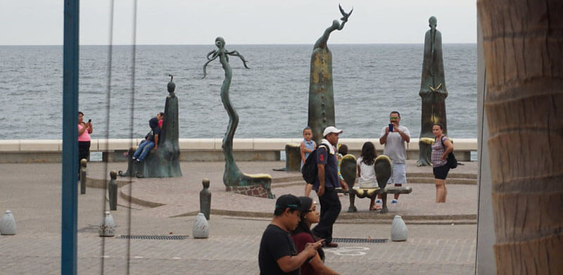 Malecon Puerto Vallarta