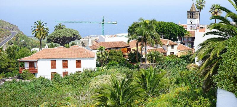 best neighborhood to stay for Icod de los Vinos tenerife