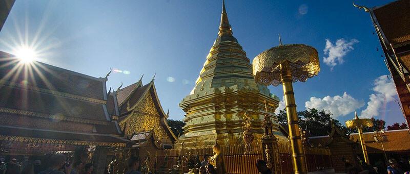 How Many Days In Chiang Mai: doi Suthep Chiang Mai