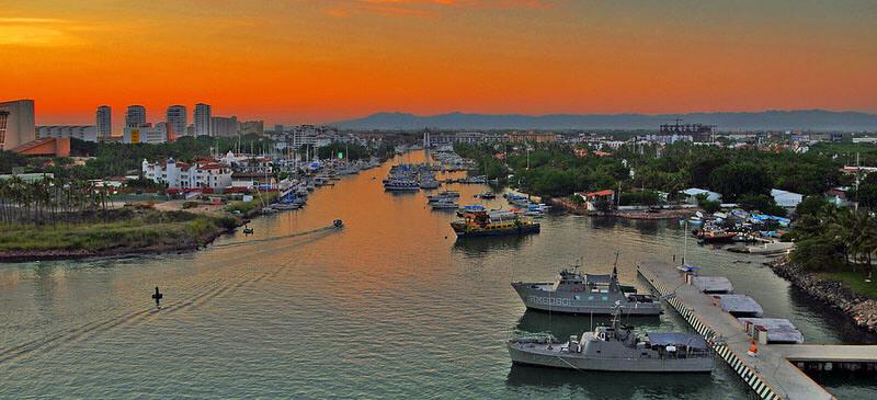 Marina vallarta exlcusive area to stay in Puerto Vallarta
