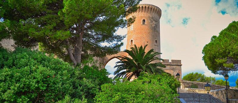 Explore Castell De Bellver Mallorca