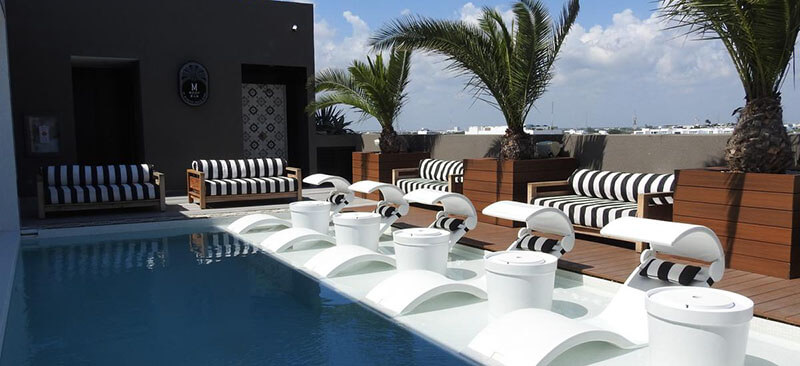 Best Playa del Carmen Luxury Hotels: Marquee Playa Hotel