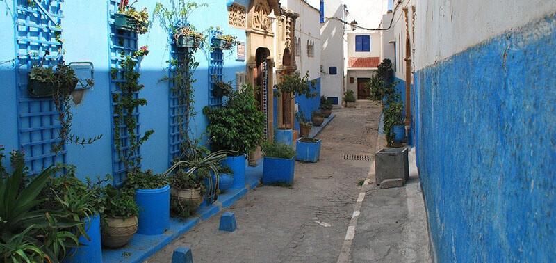 Where to Stay in Rabat Morocco: Medina Rabat
