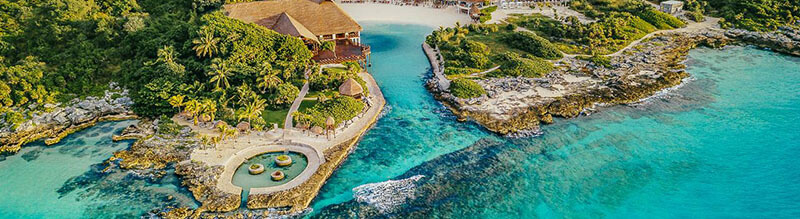 Playa del Carmen Luxury Hotels: Occidental at Xcaret Destination – All Inclusive