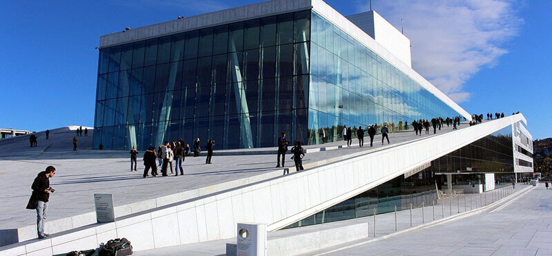 Best Areas to Stay in Oslo Opera House