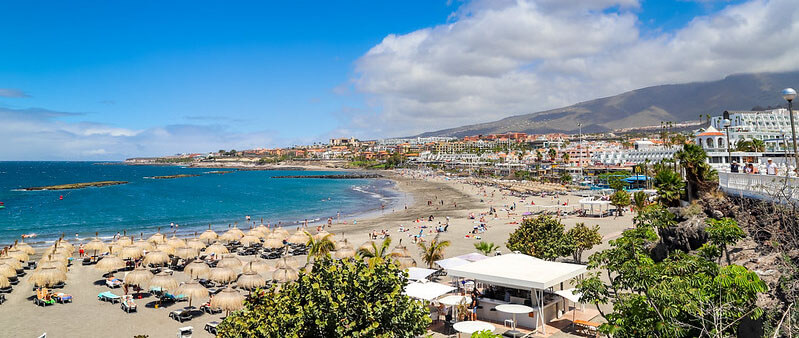 Where to stay in tenerife for couple Costa de Adeje