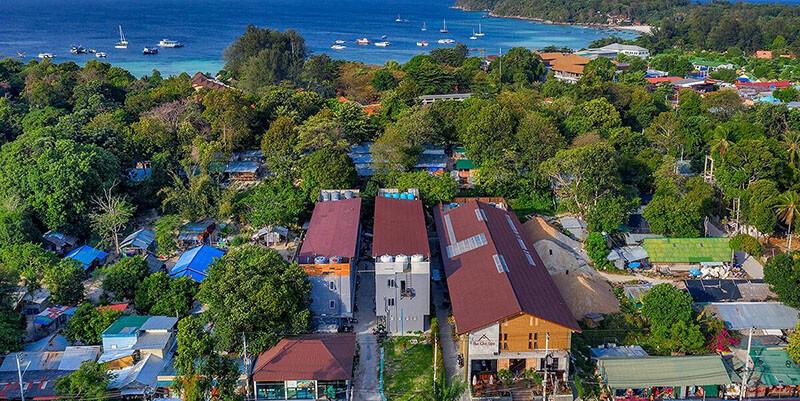 Best Hotels & Hostels in Koh Lipe