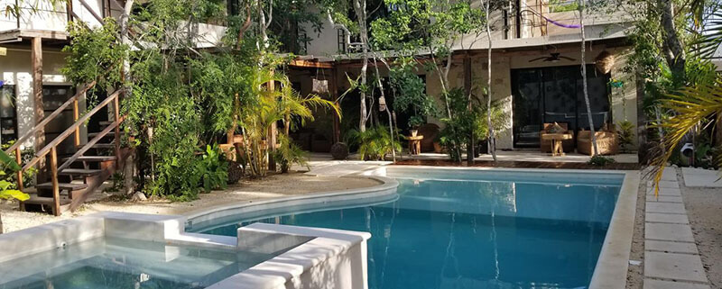 Trece Lunas Tulum Hotel