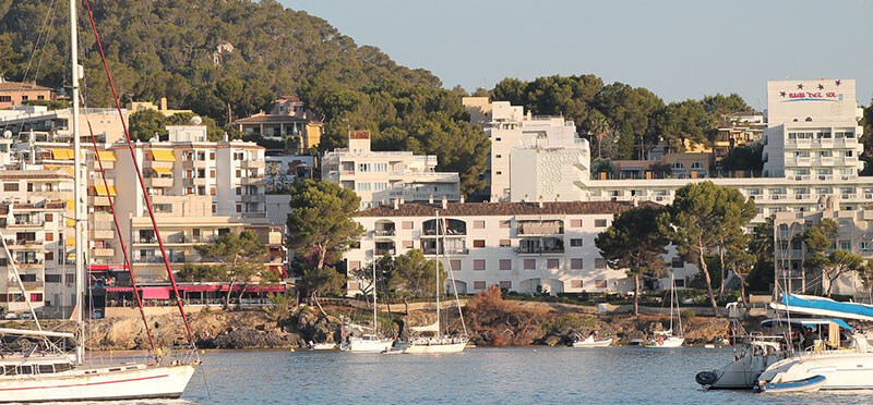 Santa Ponsa where to stay in Mallorca for families