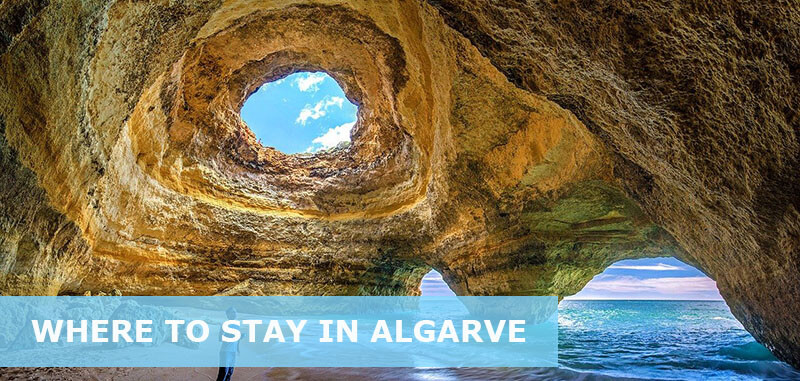where to stay in algarve portugal