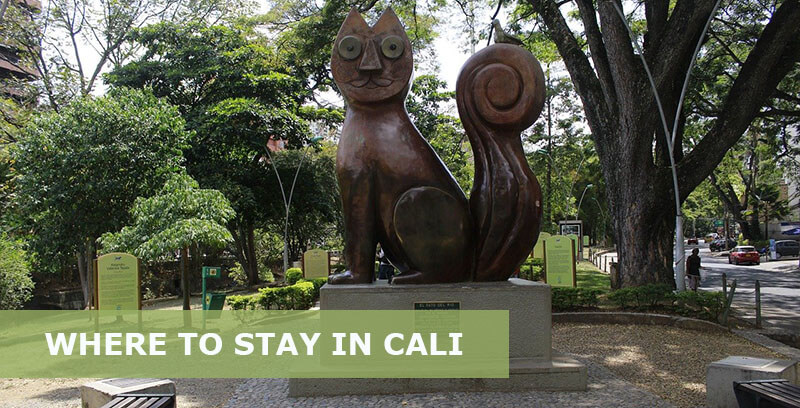 where to stay in cali colombia
