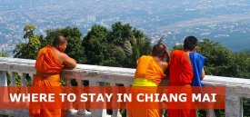 Where to Stay in Chiang Mai Thailand: Best Area & Hotel Travel Guide