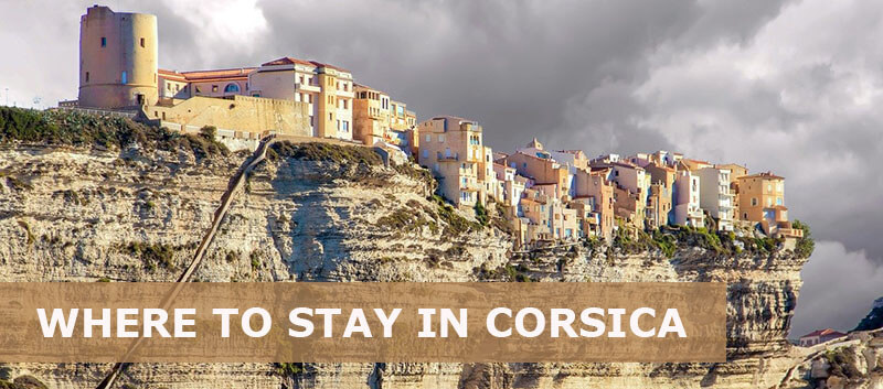 where to stay in corsica france