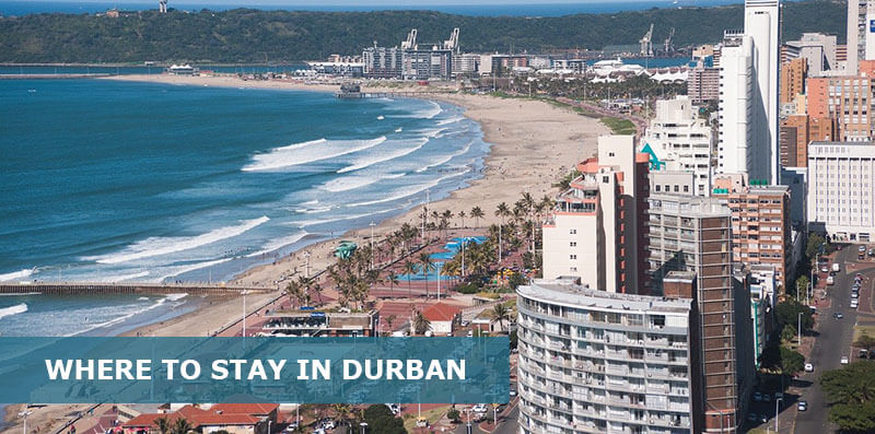 where to stay in durban south africa