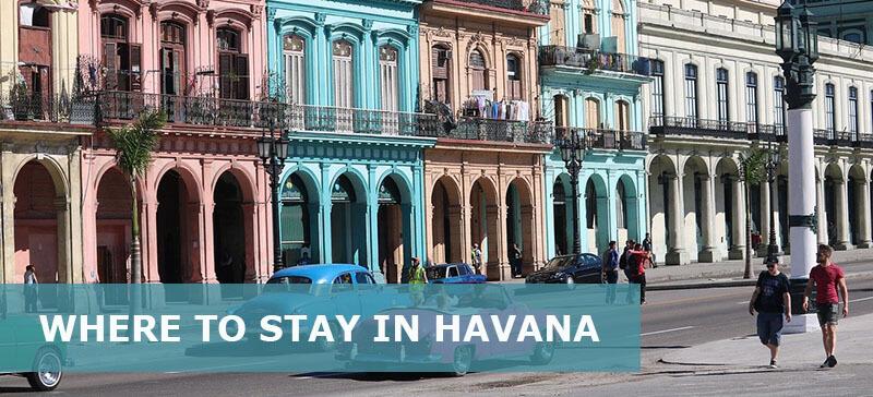 where to stay in havana cuba