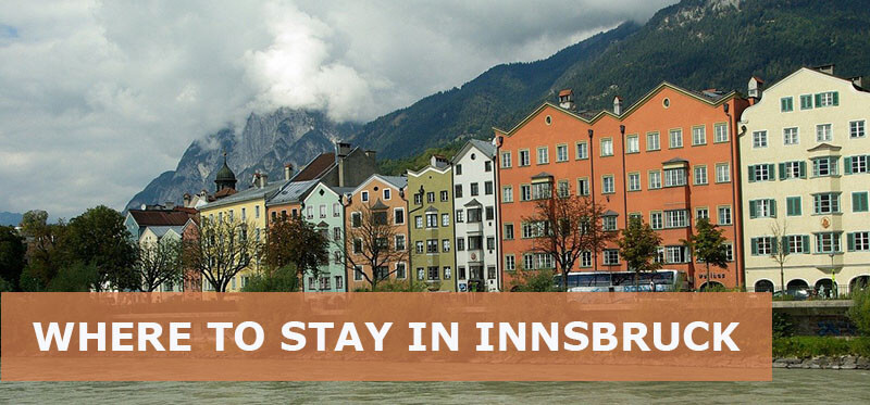 where to stay in innbruck austria