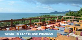 Where to Stay in Koh Phangan Thailand: Best Area & Hotel Travel Guide