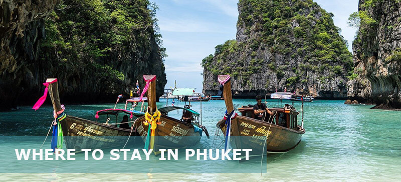 wher to stay in phuket thailand