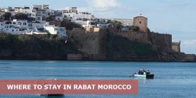Where to Stay in Rabat Morocco: Best Area & Hotel Travel Guide