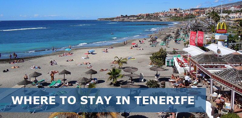where to stay in tenerife spain