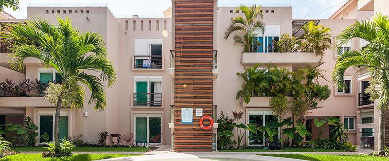 Apartment Playa Riviera Tendenza Hotel Playa del carmen
