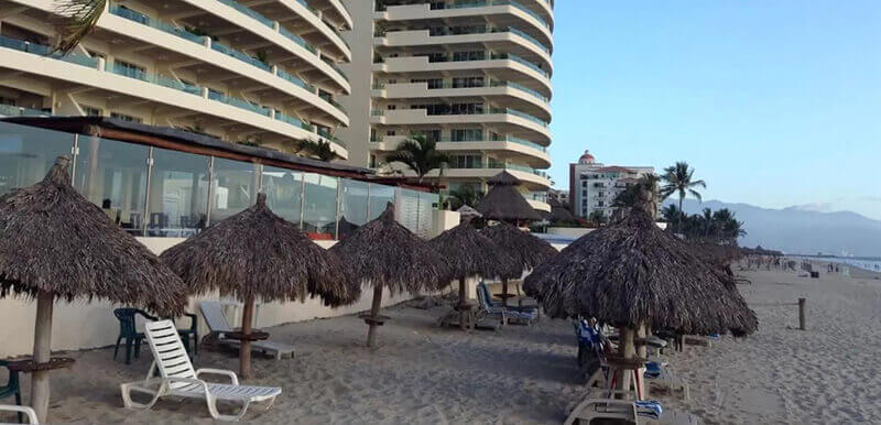 Best family hotels in Puerto Vallarta: Bahia del Sol
