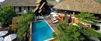 Rainforest Chiang Mai Hotel