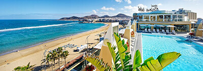 Best Hotels in Gran Canaria : Bull Reina Isabel & Spa