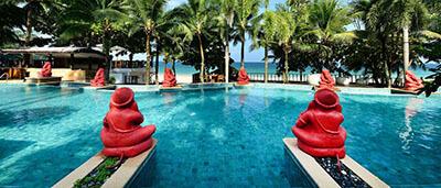 Best Hotels in Phuket: Andaman White Beach Resort