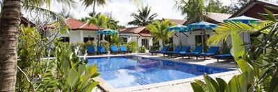 Best Hotels in Phuket:  Bangtao Varee Beach