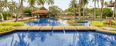 Best Hotels in Phuket:  Banyan Tree Phuket