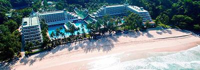 Best Hotels in Phuket: Le Meridien Phuket Beach Resort
