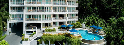Best Hotels in Phuket: The Park Surin Serviced Apartments