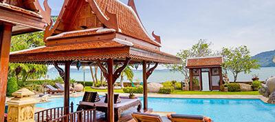 Best Hotels in Phuket: Royal Thai Villa Phuket