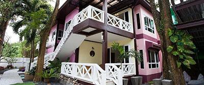 Best Hotels in Phuket: Sandy House Rawai