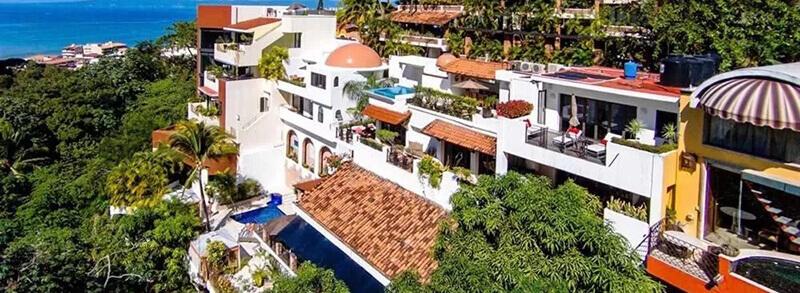 Best Hotel Puerto Vallarta: Casa Cupula Luxury LGBT Boutique Hotel